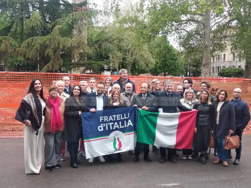 Fratelli d'Italia 2019 lista