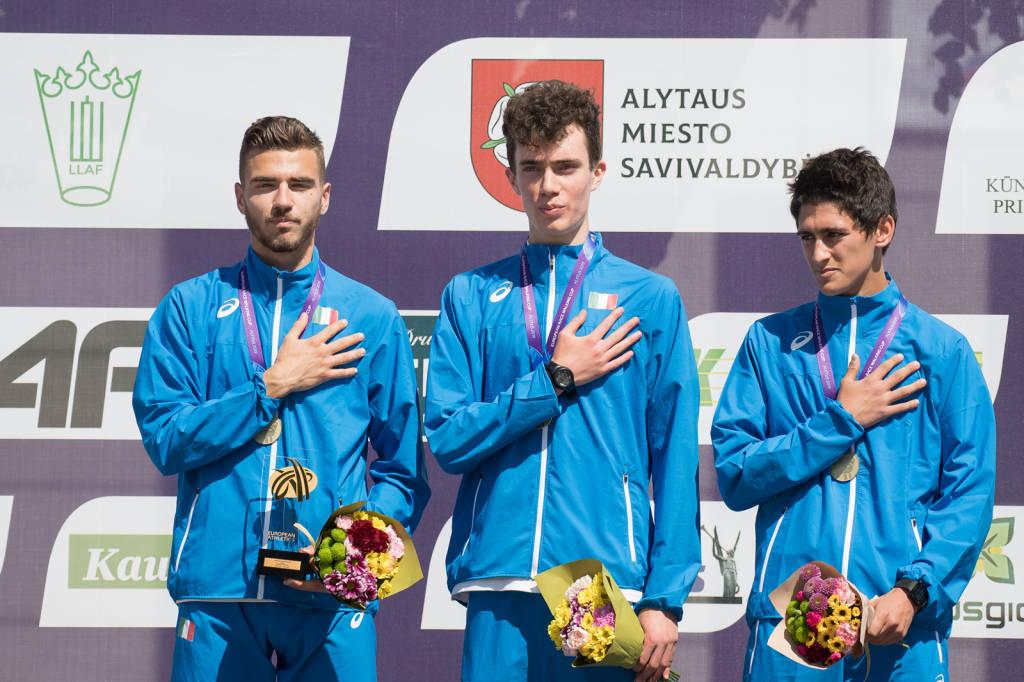 Gabriele Gamba - Coppa Europa di marcia 2019