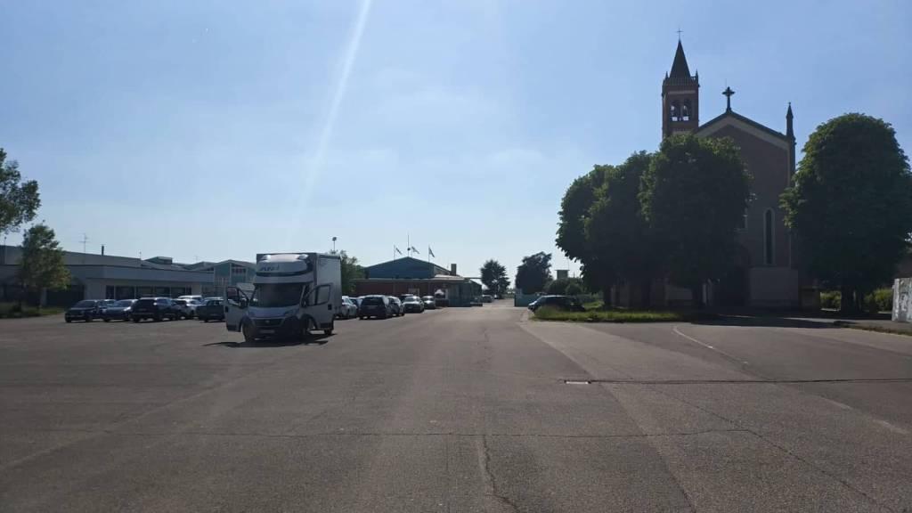 parcheggio a Treviglio