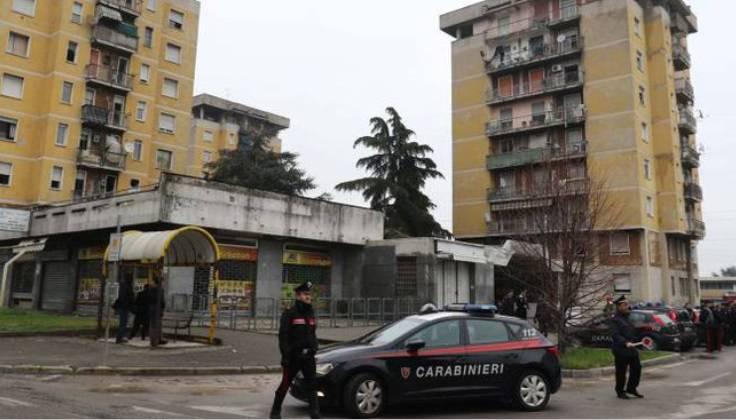 Carabinieri Verdellino