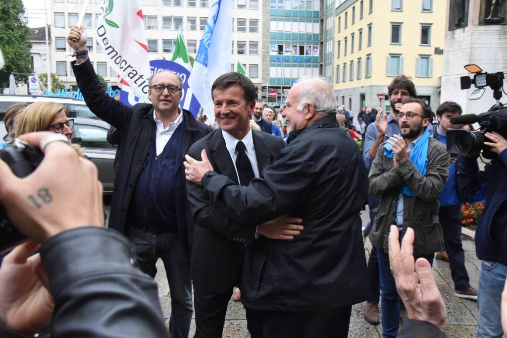 Giorgio Gori vince al primo turno e si riconferma sindaco