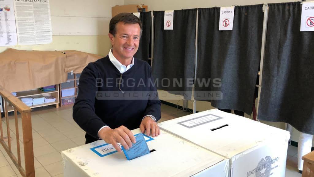 I candidati al voto