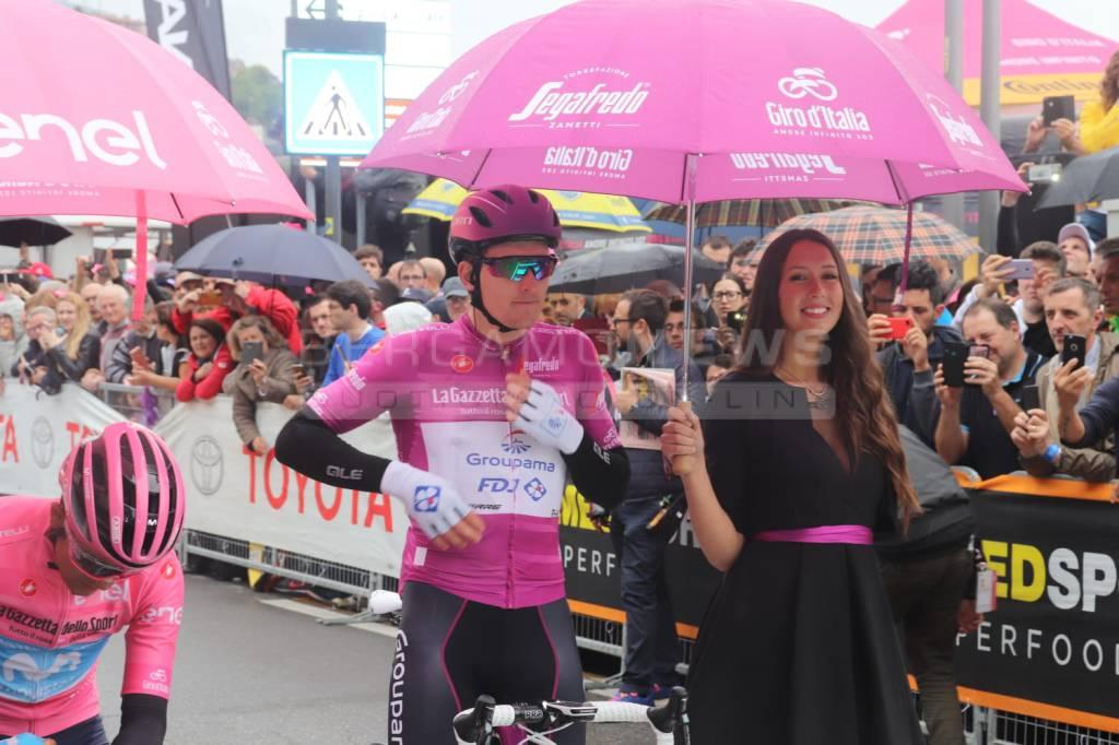 Il Giro d'Italia a Lovere