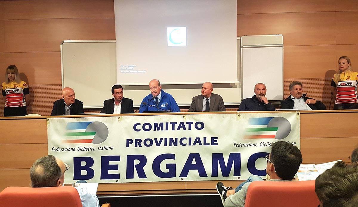Presentazione Giornata del Ciclismo Bergamasco