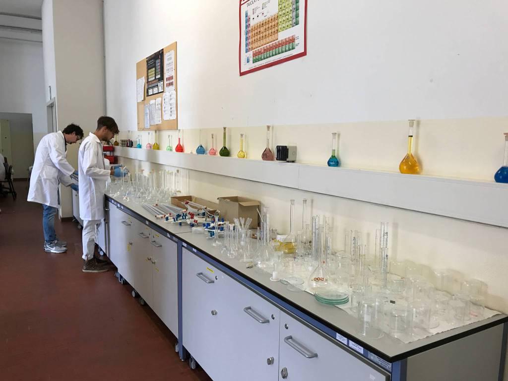 Prova di selezione a Its Biotecnologie
