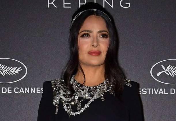salma hayek cannes 2019