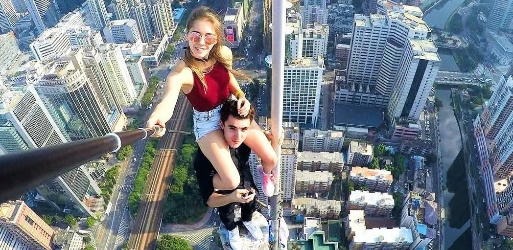 Selfie troppo pericolosi