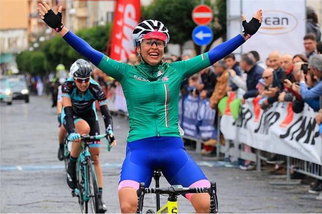 Silvia Persico- Giro della Campania in Rosa 2019