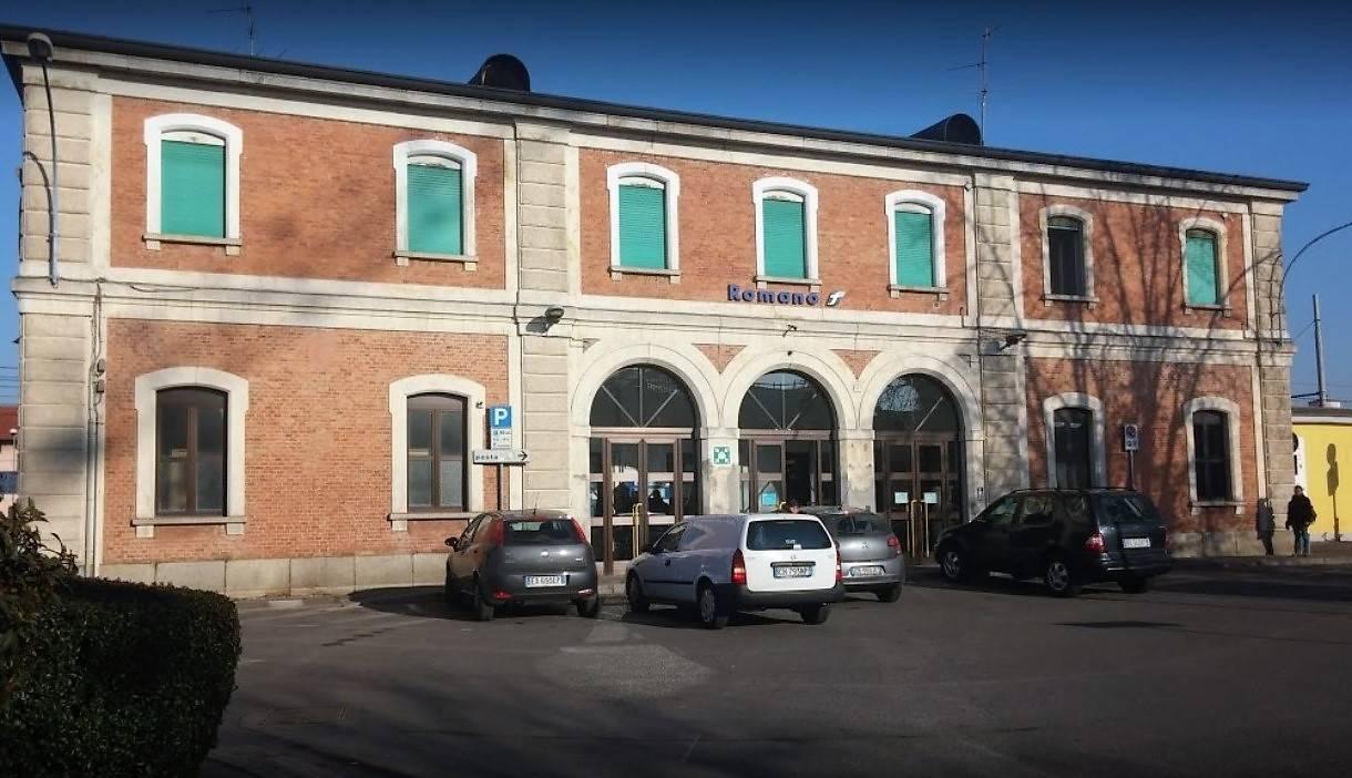 stazione di Romano
