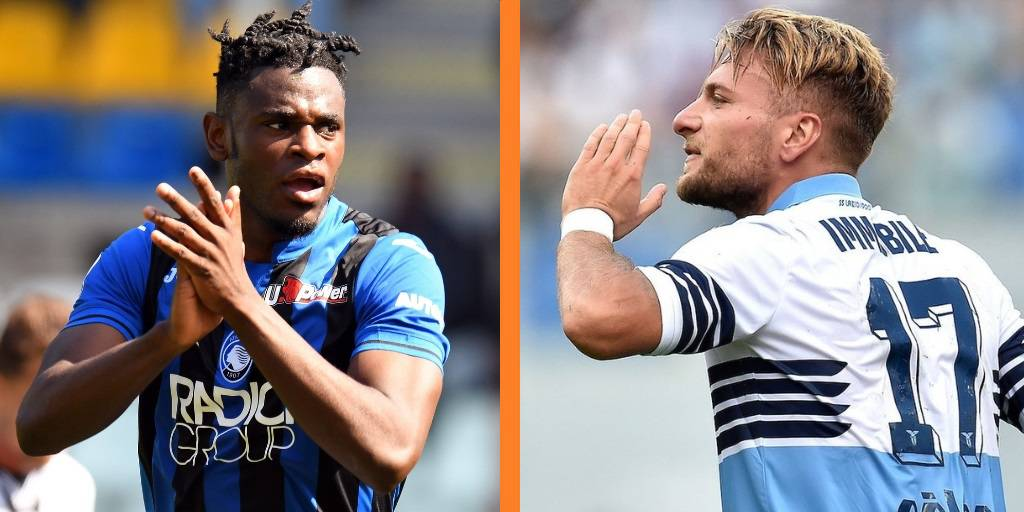 Atalanta-Lazio 0-2, Milinkovic e Correa si prendono la Coppa Italia