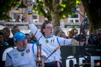 Alberto Simonelli - Mondiali di Para-Archery 2019