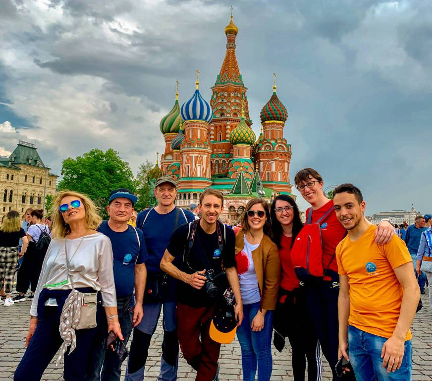 alla scoperta di Mosca con guirritour
