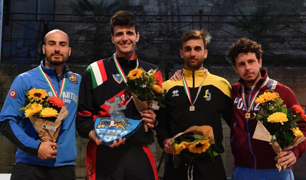 Andrea Cassarà- Campionati Italiani Scherma 2019
