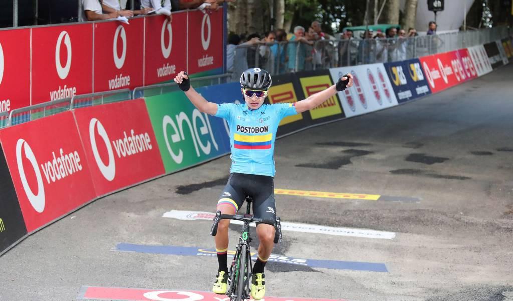 Andreas Camilo Ardila - Giro d'Italia Under 23