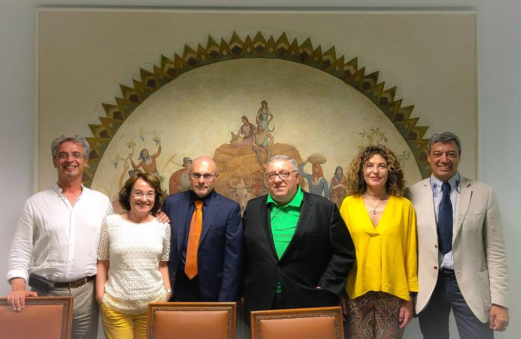 Ats Bergamo incontra la Fondazione della Comunità Bergamasca