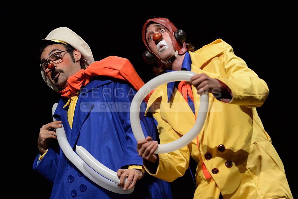 "Con Biblofestival \""Baloon\"" a Cologno al Serio"