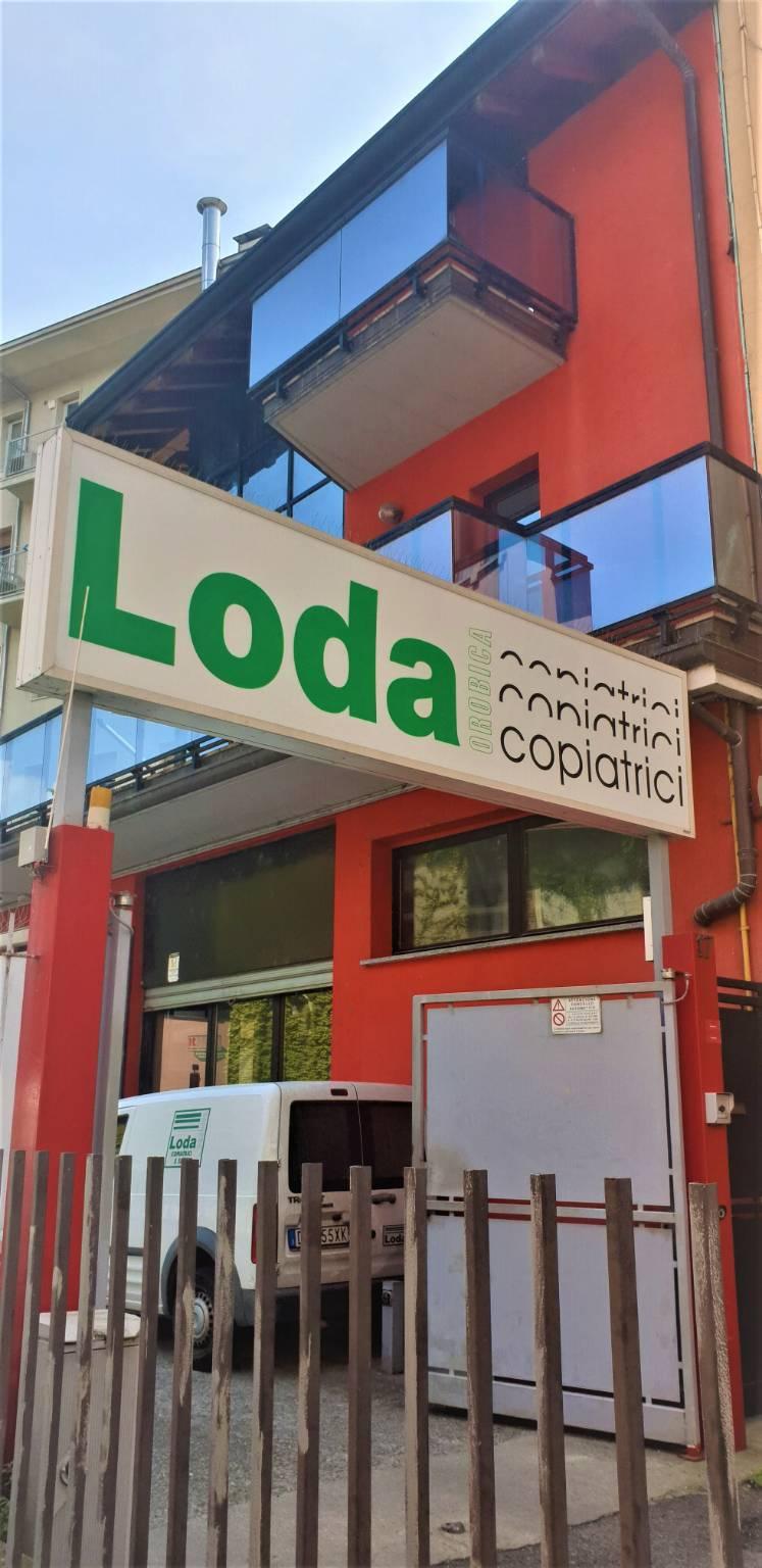 """Da """"Loda Orobica"""" vendita, noleggio e manutenzione di macchine d'ufficio"""