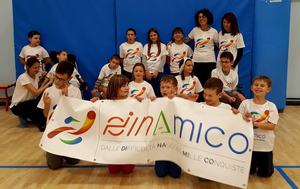 """Dai progetti per l'autonomia allo sport: l'associazione """"DinAmico"""" per la disabilità"""
