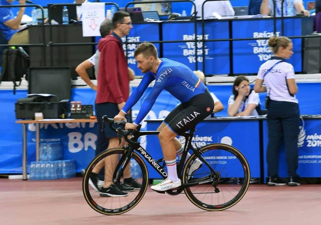 Davide Plebani - Giochi Europei 2019