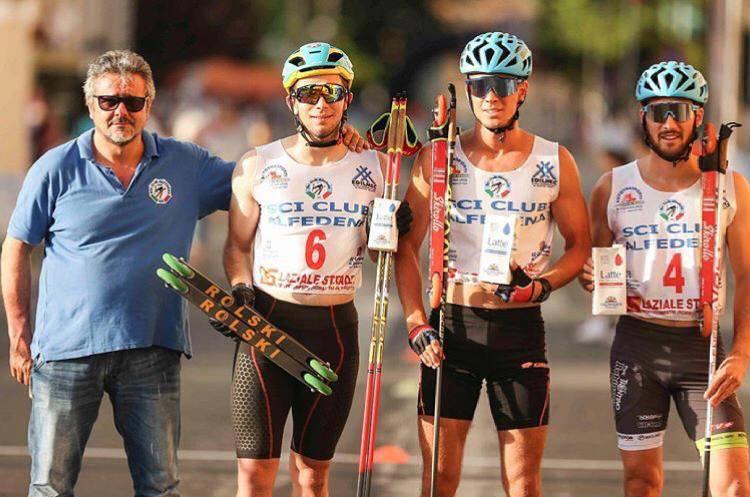 Federico Scanzi - Coppa Italia skiroll 2019