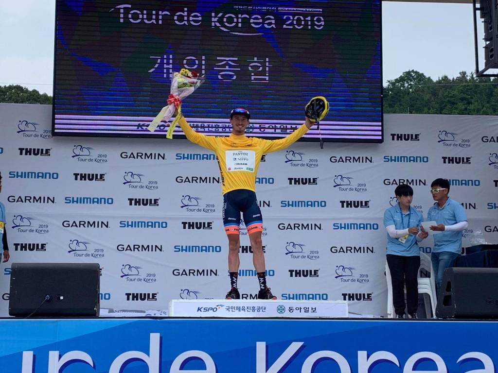 Filippo Zaccanti- Tour of Korea