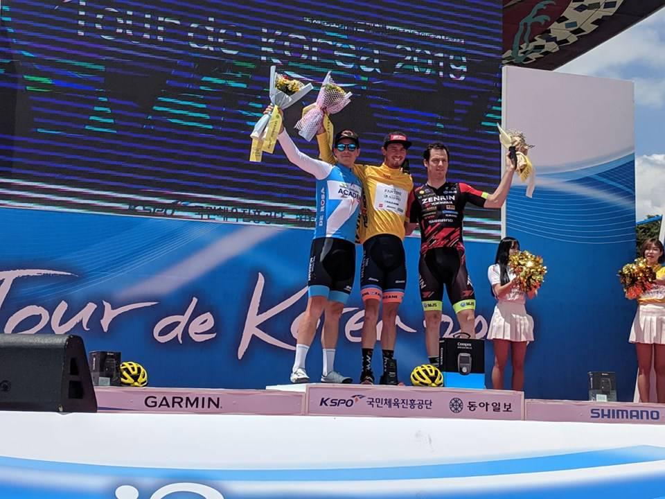 Filippo Zaccanti - Tour de Korea 2019