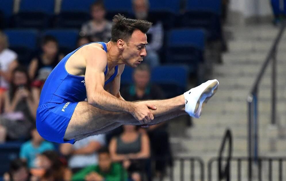 Flavio Cannone - Giochi Europei 2019