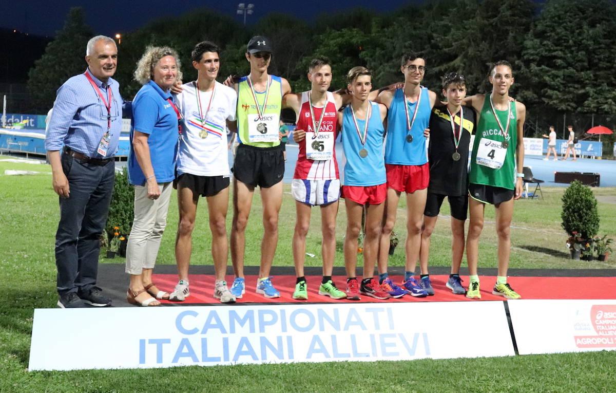 Gabriele Gamba - Campionati Italiani Allievi 2019