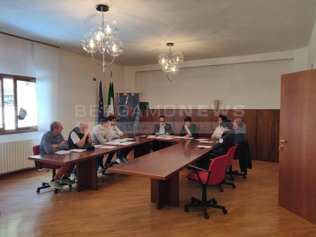 Consiglio comunale Foppolo