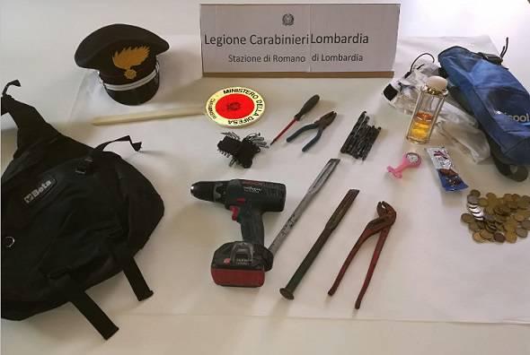 arresto CC Romano