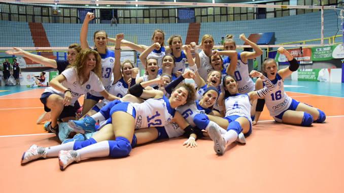 Ilaria Galbusera - European Deaf Volleyball Championship 2019