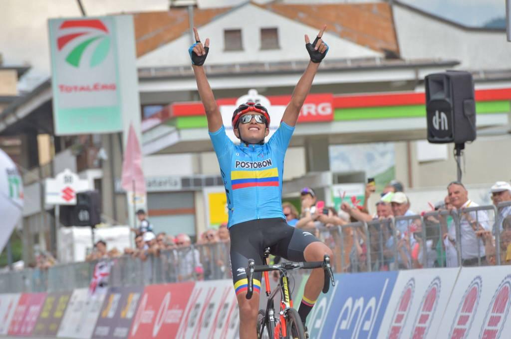 Juan Diego Alba - Giro d'Italia Under 23 2019