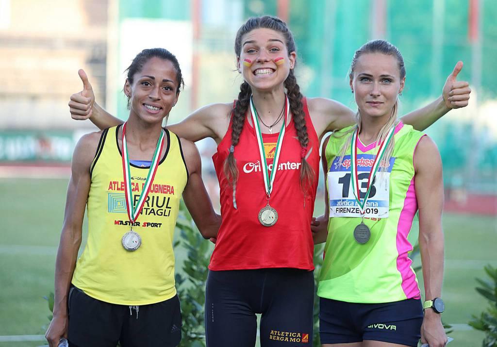 Marta Zenoni - Campionati di Società Assoluti 2019