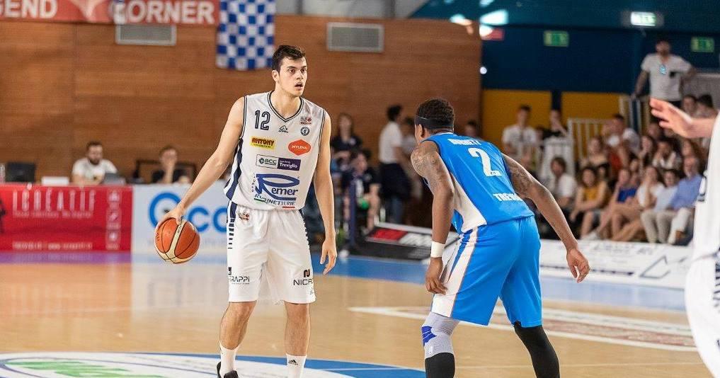 Europeo Under 20 di basket: convocato il remerino Mattia
