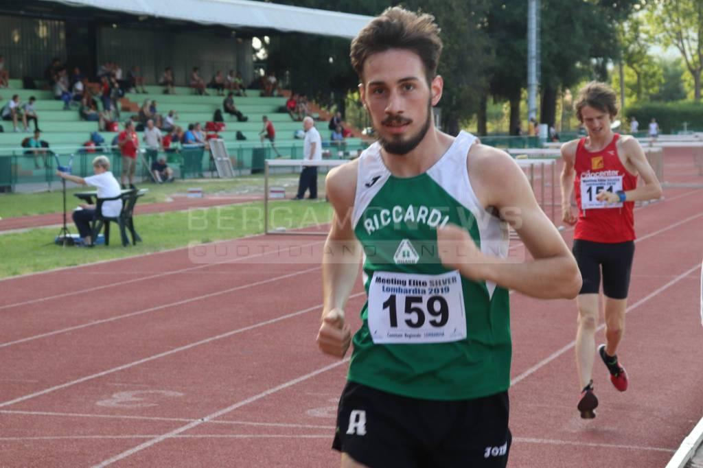 Meeting Silver Lombardia - Bergamo 2019
