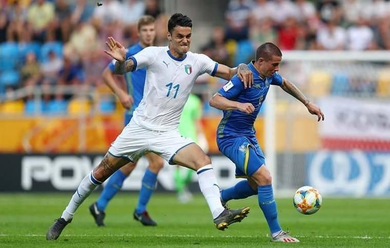 Nazionale Italiana Under 20 - Mondiali 2019