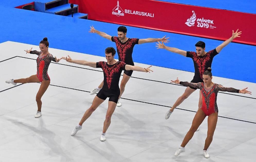 Paolo Conti - Giochi Europei 2019