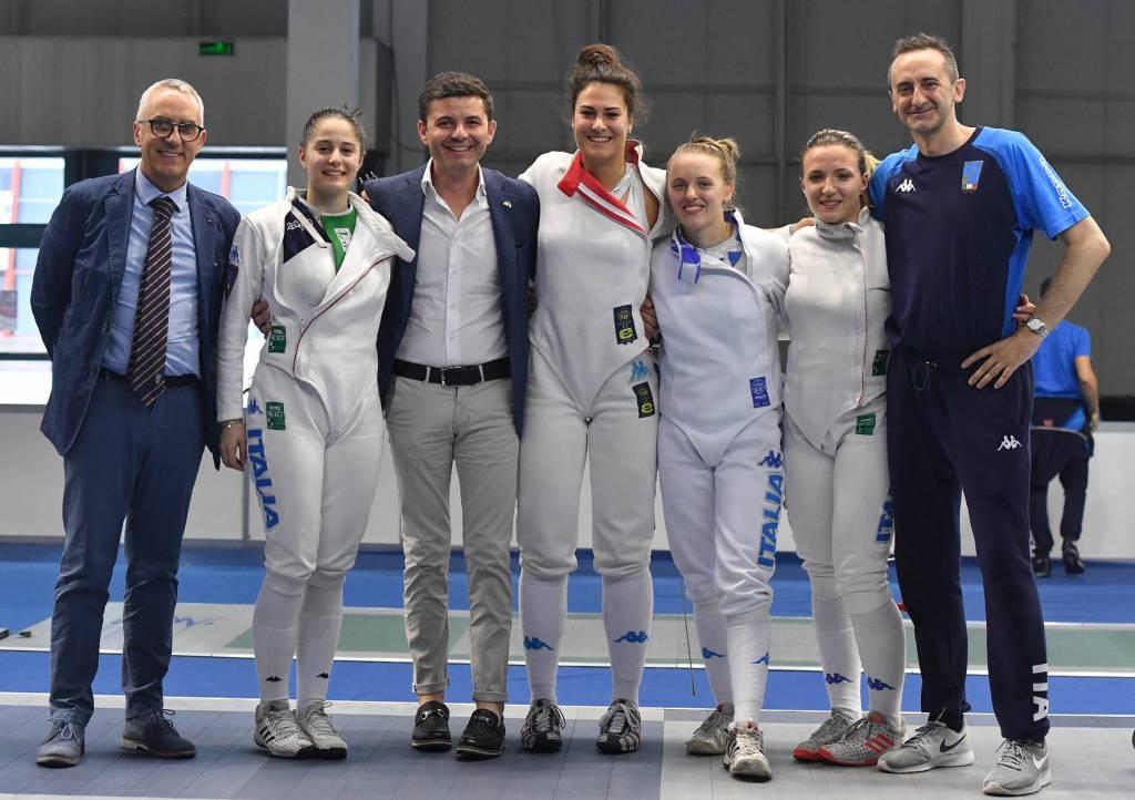 Roberta Marzani - Campionati Europei Under 23 2019