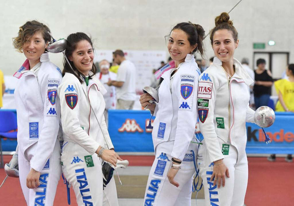 Roberta Marzani - Campionati Italiani 2019