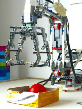 Robotica al Leonardo Da Vinci