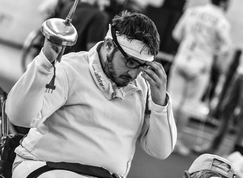 Scherma, Della Vedova campionessa italiana paralimpica