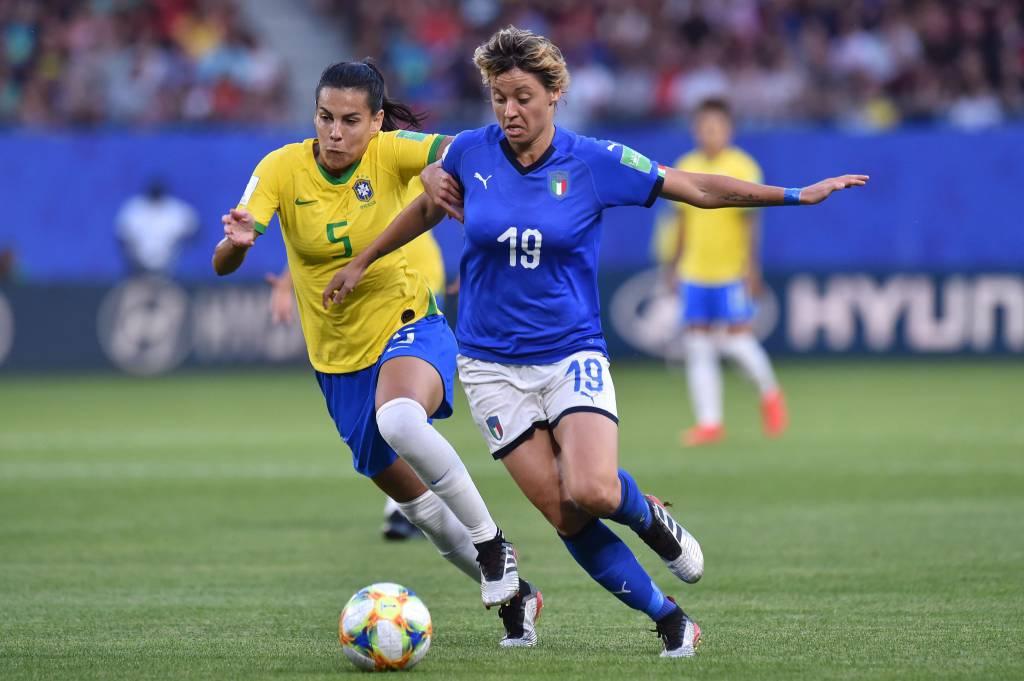 Valentina Giacinti - Mondiali di Calcio Femminile 2019