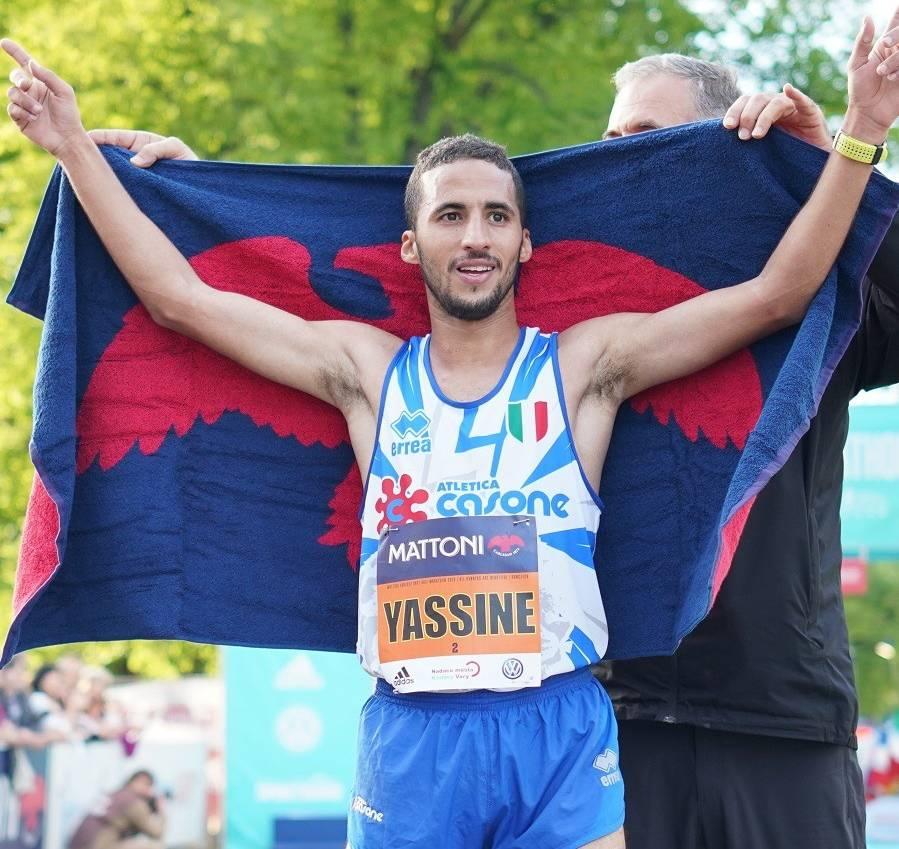 Yassine Rachik - Mattoni České Budějovice Half Marathon 2019