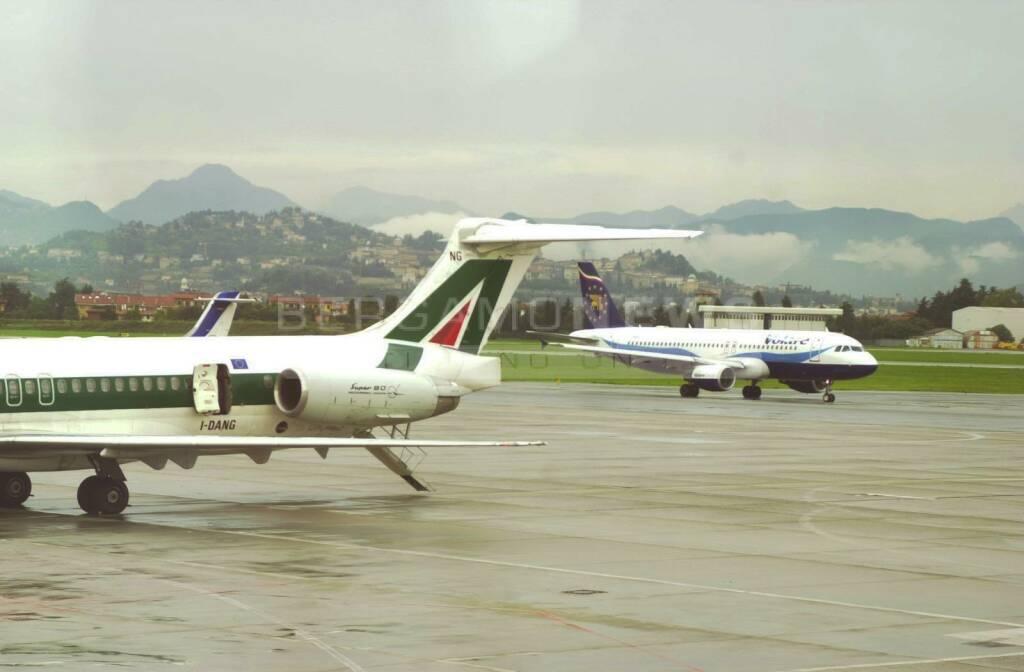Alitalia Orio nostra