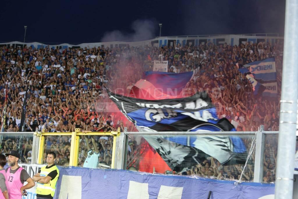Atalanta, che accoglienza al Gewiss Stadium
