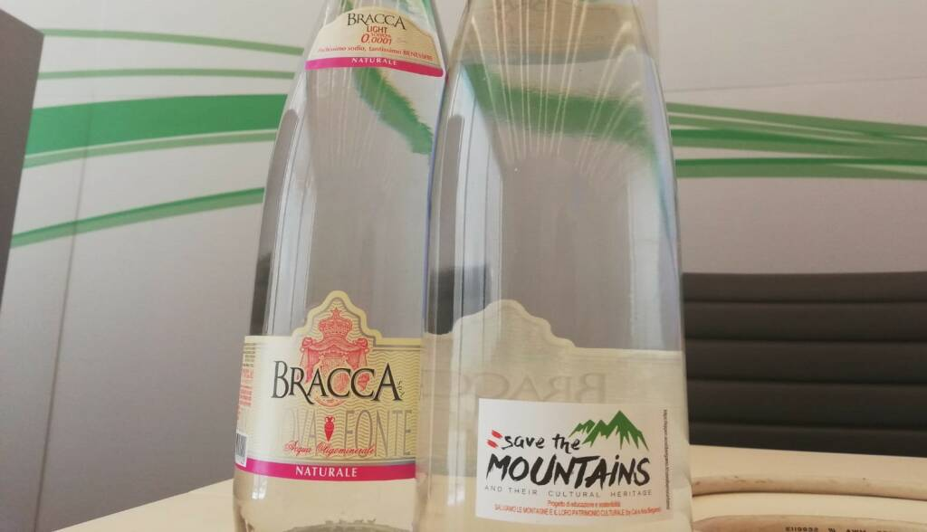 "Bracca porta in tavola i valori del progetto ""Save the mountains"" per far rivivere le Orobie"