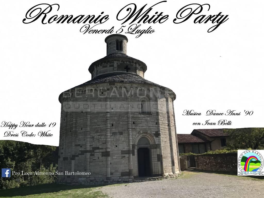 Romanic White Party