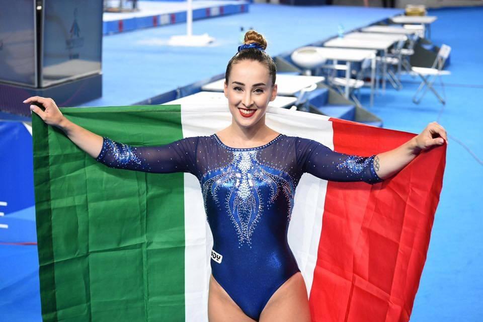 Carlotta Ferlito - Universiadi 2019