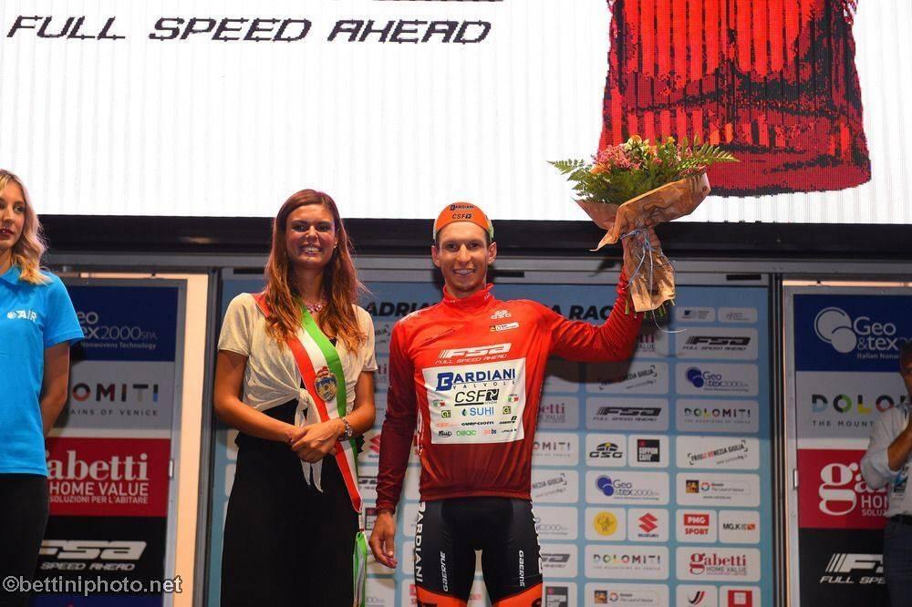Enrico Barbin - Adriatica Ionica Race