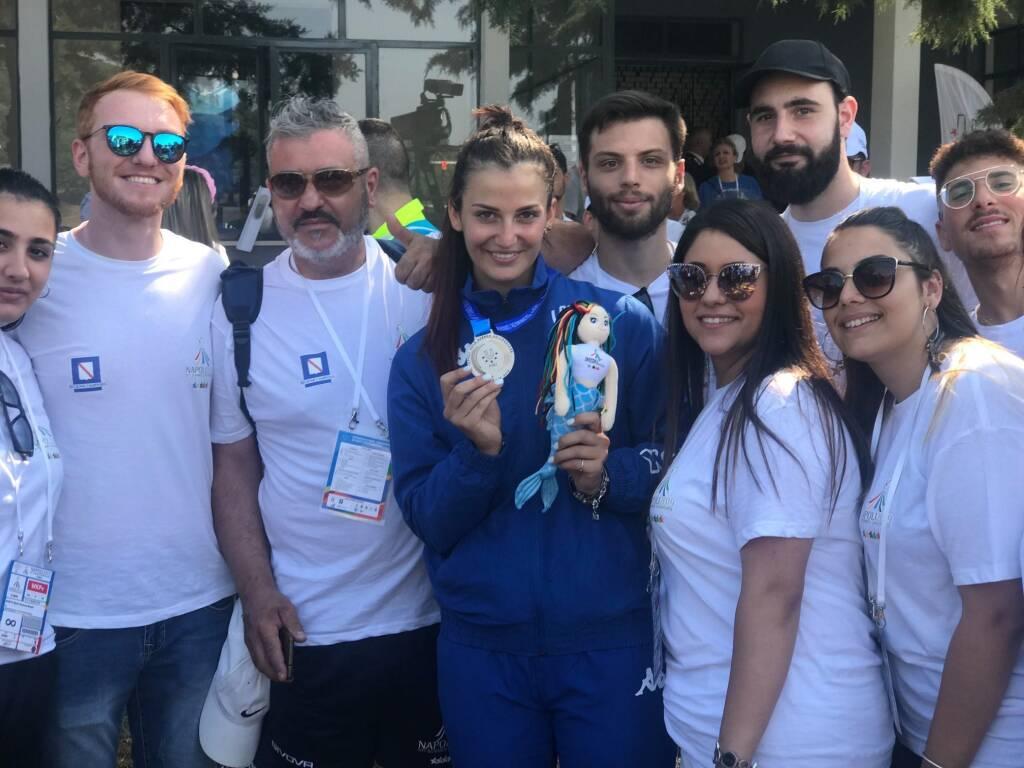 Fiammetta Rossi - Universiadi 2019